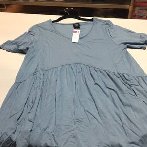 Agnes and Dora Muse Tunic Brand New Xl